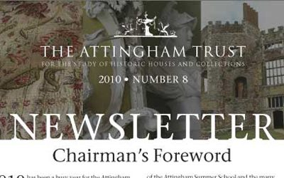 Attingham Newsletter 2010