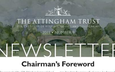 Attingham Newsletter 2011