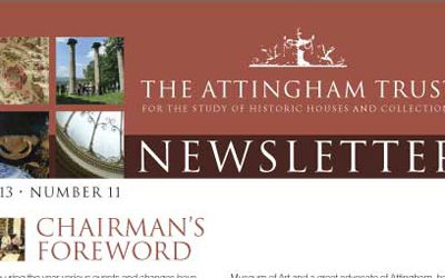 Attingham Newsletter 2013