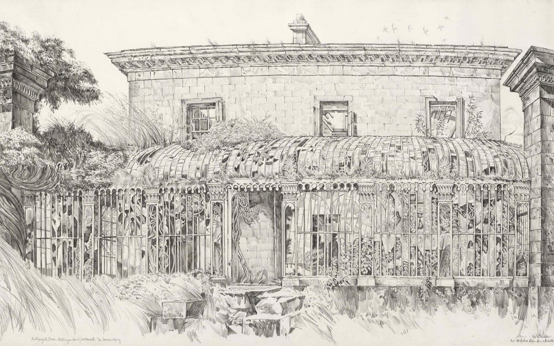 'Vain Transitory Splendours': The Irish Country House and the art of John Nankivell,       22 October 2018