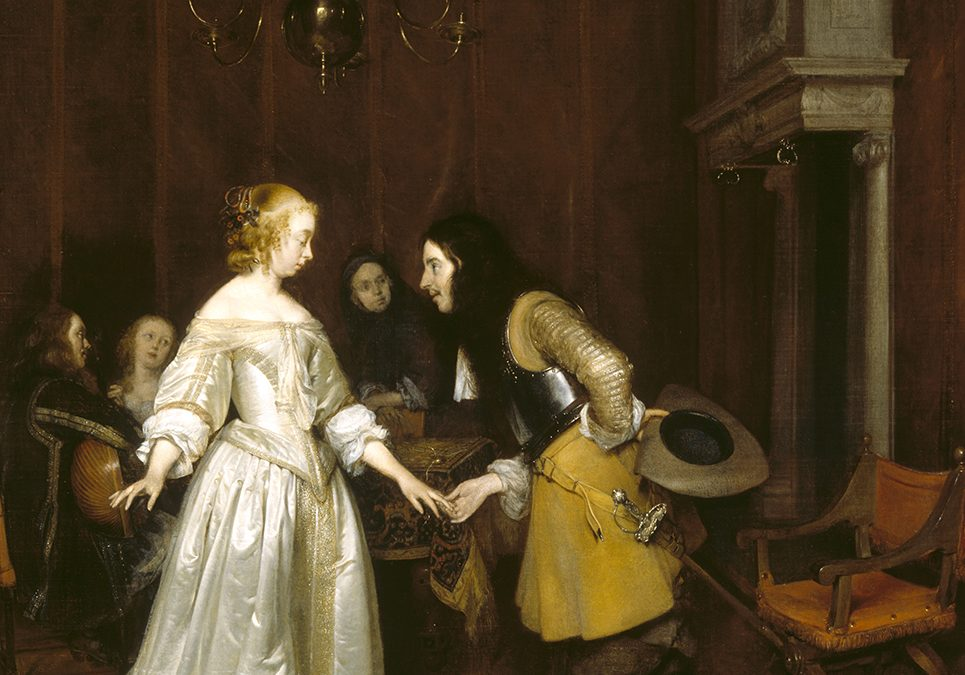 'National Trust – Dutch  Masters from British Country Houses'