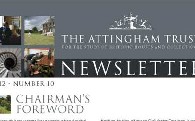 Attingham Newsletter 2012